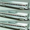 MTH 20-6508 5 passenger car set