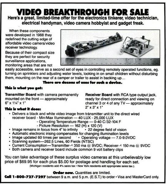 Popular Science January 1991 Page 95