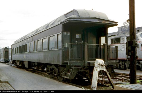CB&Q 251000, ex-639, Chicago, Ill., 6-1963, Hol Wagner photo-1