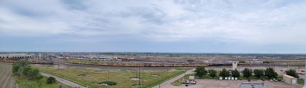 Bailey Yard Panoramic View