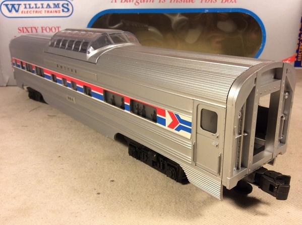 William Amtrak 1