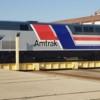 Amtrak 160 final 50th Annniversary paint scheme