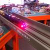 Trooper Train on Fitzhenry bridge 8-24-13