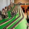 4 track siding toward amusement park