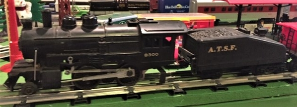 Lionel 8300 loco & tender