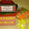 Lettering - Waltburg Drive-in