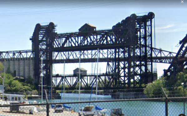 Calumet Lift Bridge