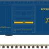 Atlas N 40' PS-1 Boxcar - 8' 6P Superior L&N Rev Yue2021-5-28-1