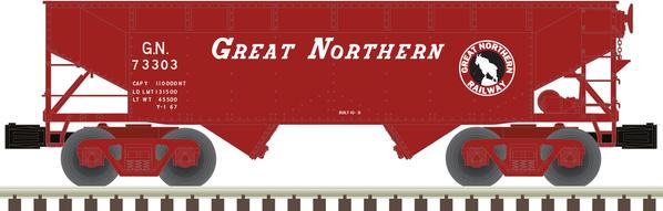 Atlas 3001233 36' 6 Hopper Great Northern MT430A Rev Yue 2021-5-12-1
