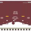 BNSF Buffer 4180 Airslide Hopper