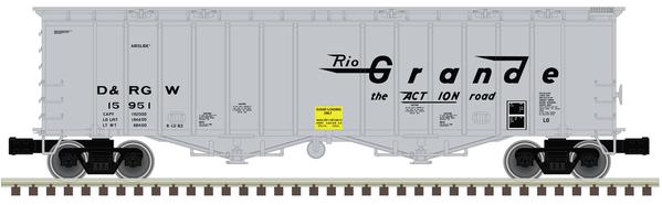 Rio Grande 4180 Airslide Hopper
