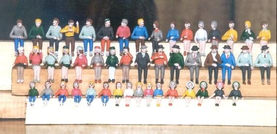 Source for 1:64 seated figures | O Gauge Railroading On Line Forum