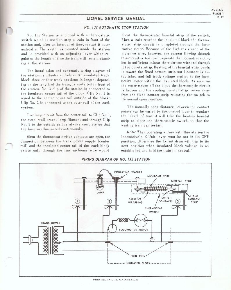 Need Internal Wiring Diagram For Pre