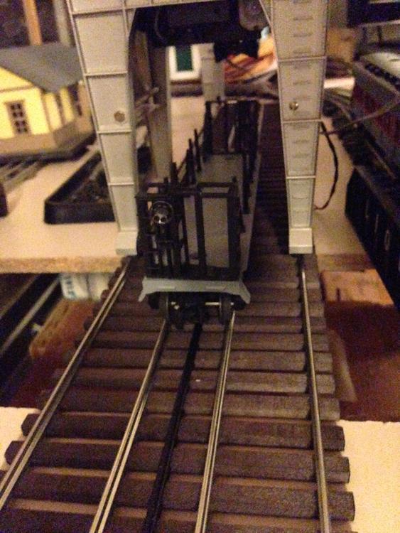 Gantry Crane Track O Gauge Railroading On Line Forum