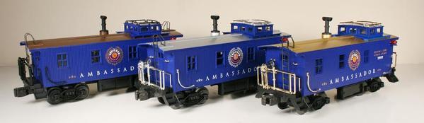 Ambassador Cabooses