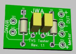 TVS Tester v1.1 Update