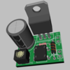 Rod - Ac-DC Voltage REgulator 3D Snip