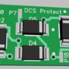 GRJ-TIU Protection Board Front 3D