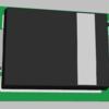 GRJ-TIU Protection Board Back 3D