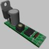 Rod-LM 317 Vreg Narrow Version Project 9