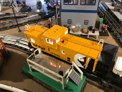 Rod-Caboose with Spike Detector Installed