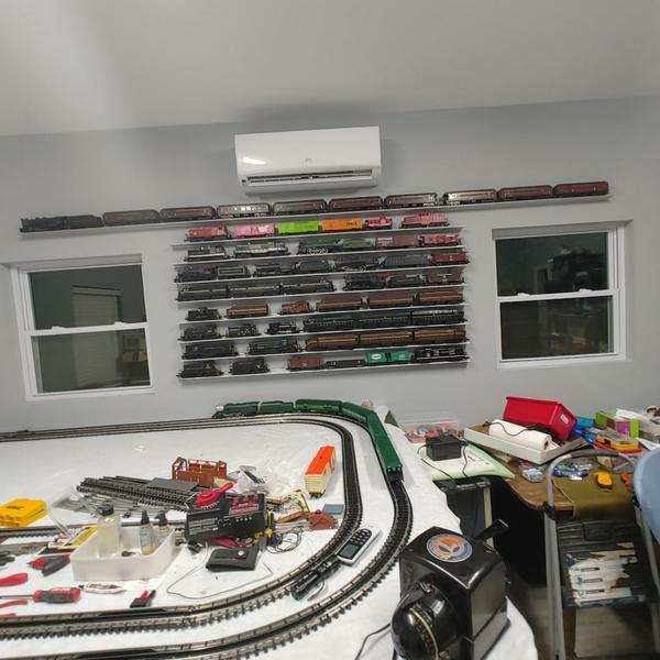 GS shelves