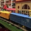 Lionel Circus Train