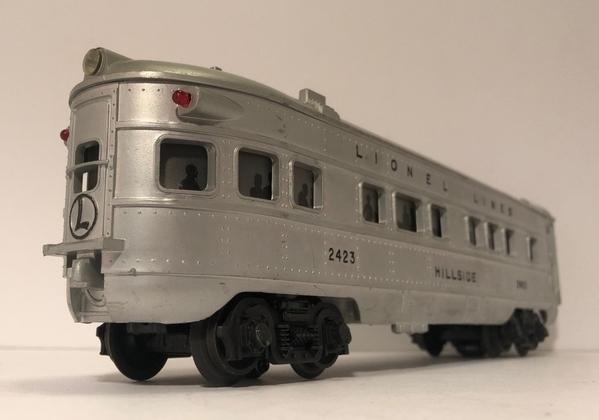 Hillside 2423 from 1953