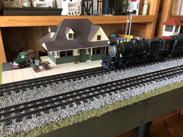 Depot Scene
