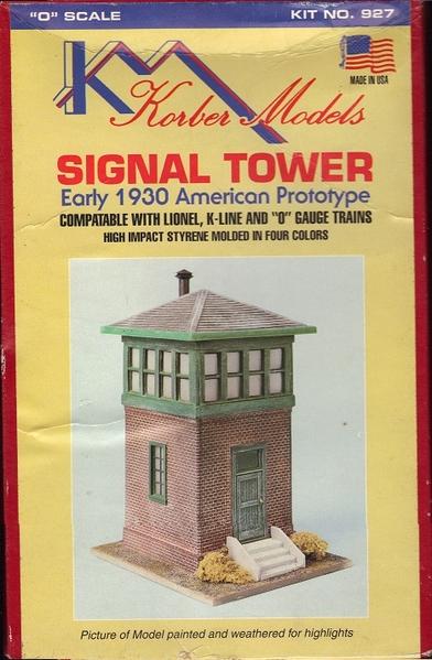 KORBER tower 927
