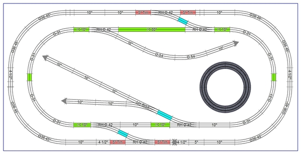 Connor's Manual Gargraves 4 x 8 Layout_alt2 Experimental