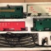 Marx WP Freight - contents