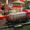 K line SF switcher train