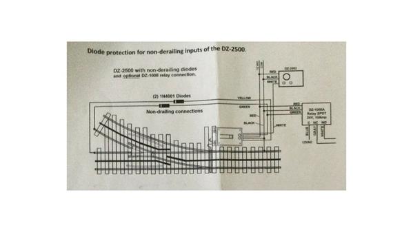 DZ-2500)diode_protection_diagram