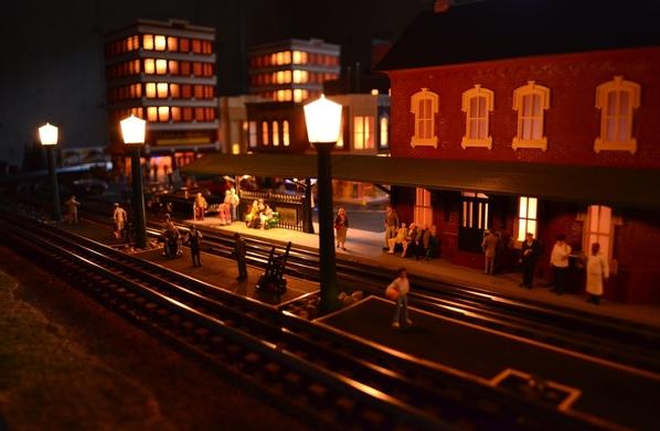 Night Station 12