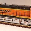 2 railing Lionel ES44ACs: ES44AC