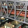 MELGAR_2021_0915_14_12X8_WOOD_PASSENGER_CARS_ON_BRIDGE