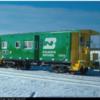 BN baywindow caboose