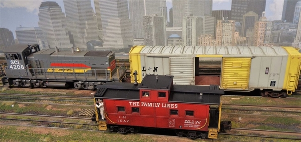 SCL LN MTH CAB FAMILY SP Collection 21 [6)