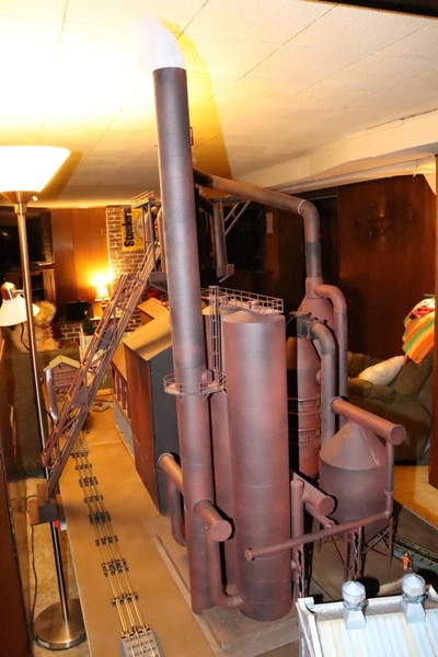 blast furnace-train [10)