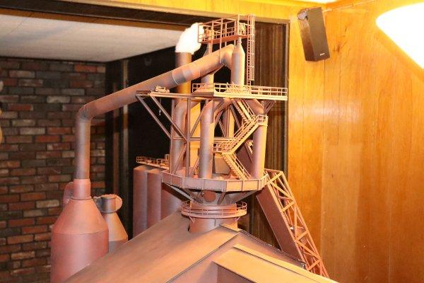 blast furnace-train [13)