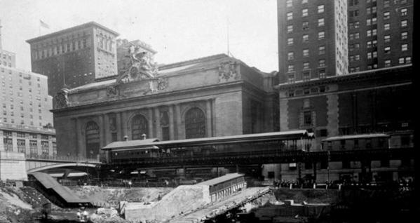 GCT with viaduct