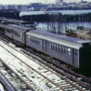 Tottenville train station - 1965