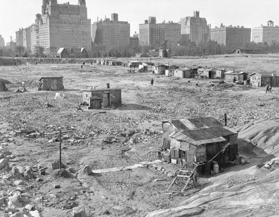 Central Park 1930