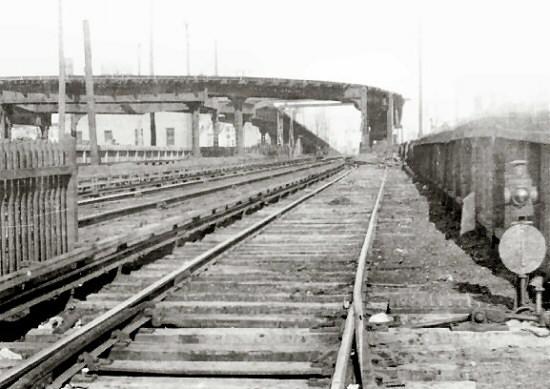 Chestnut St Connx-at LIRR -Autumn Ave.- 1906