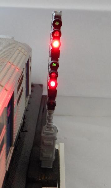 NYC Transit Home Signal Front