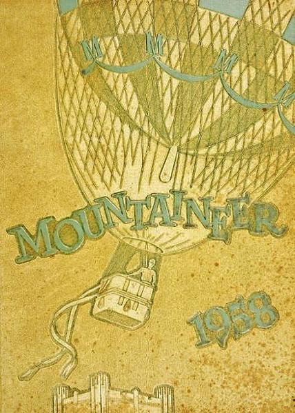 1958 Mt St Michael Yearbook