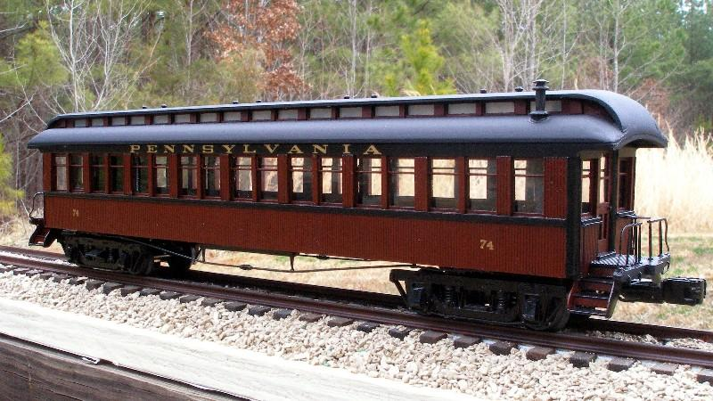 My Experience With Labelle Passenger Car Kits O Gauge