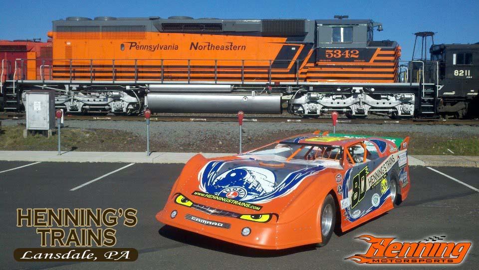 Dale Earnhardt Jr.® #88 NASCAR Train Set