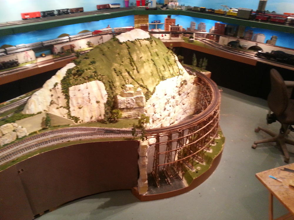 Ok 3rs Ers What Height Did You Build Too O Gauge